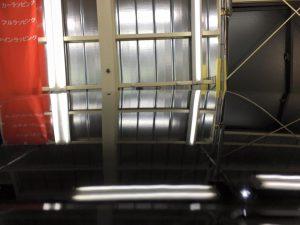 5メルセデスベンツE550・スタンダードコーティング(ルーフ)