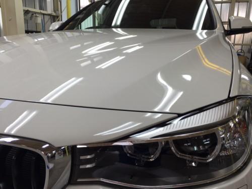 BMWのヘッドライト
