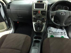 ラッシュ・クイック車内クリーニング運転席