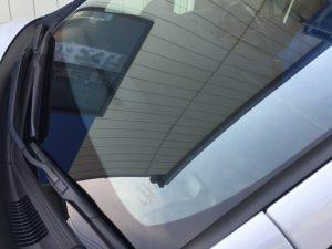 エスクァイア・窓ガラス撥水コーティング