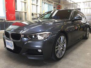 BMW320dMスポーツ・プレミアムコーティング