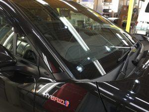 C-HR・窓ガラスコーティング(エシュロンクラリード)