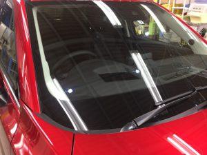CX5・窓ガラスコーティング