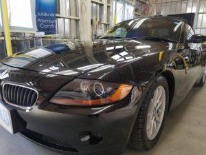 BMWZ4・プレミアムコーティング