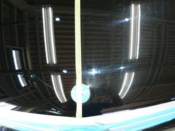 メルセデスベンツC・ボディ研磨のビフォーアフター5