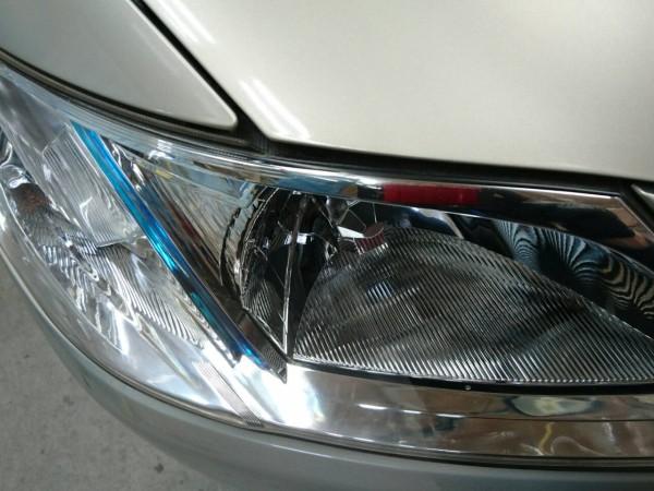 エクシーガ・ヘッドライト磨き&コーティング4After