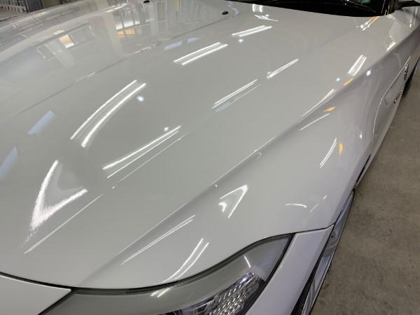 BMWZ4・スタンダードコーティング後のボンネット2