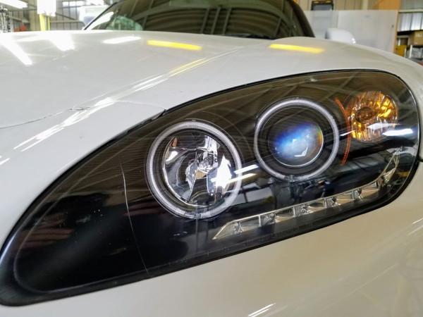 S2000・ヘッドライト研磨+コーティング・作業後