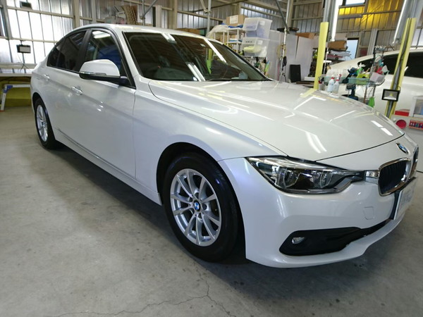 BMW3・スタンダードコーティング