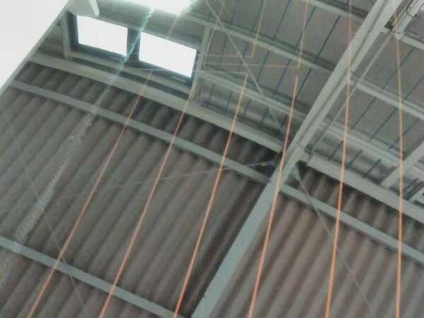 メルセデスベンツcls・窓ガラスウロコ取り後