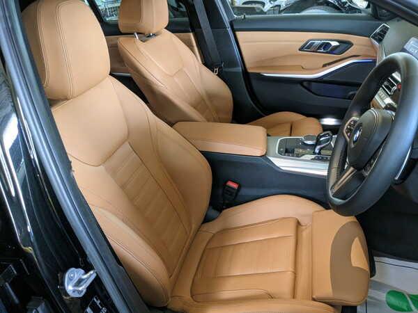 BMW3/Mスポーツ・レザーシートコーティング